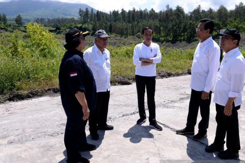 Presiden akan tanam vetiver dan resmikan Stadion Manahan Solo