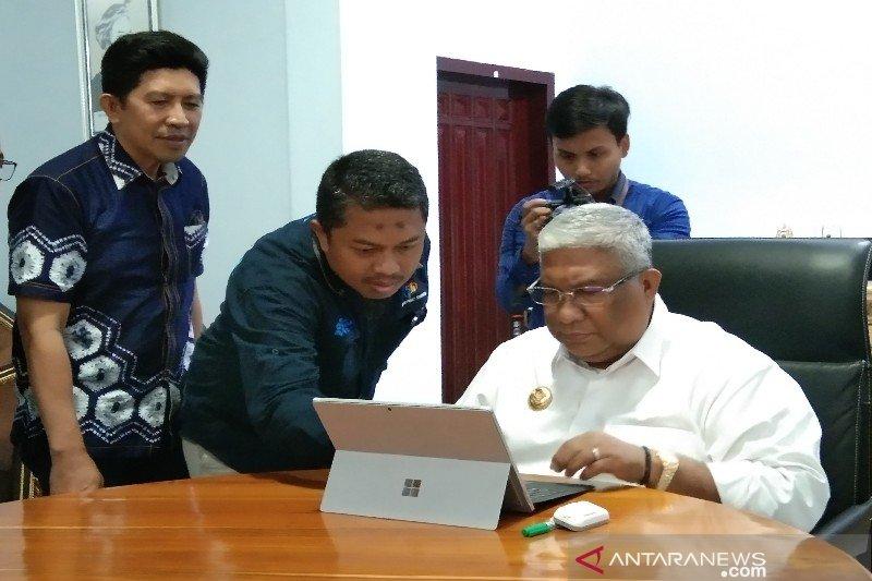 Gubernur Sultra mengajak masyarakat sukseskan Sensus Penduduk 2020 daring