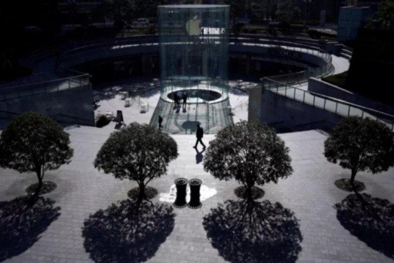 Apple berencana buka kembali gerai di Shanghai