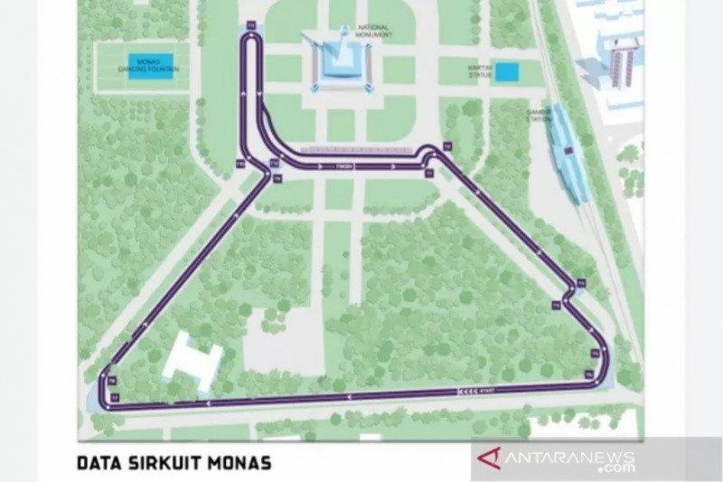 DPRD DKI enggan berkomentar soal arena Formula E di Monas