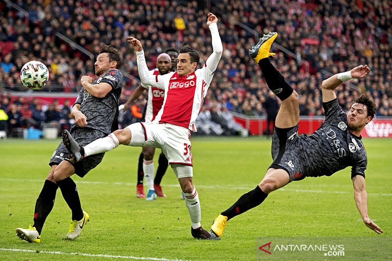 Liga Belanda mulai September, penonton diizinkan hadir langsung