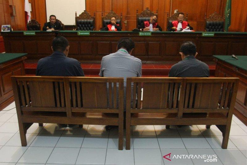 Terdakwa jalan ambles Gubeng dituntut denda Rp300 juta