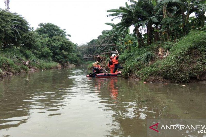Jenazah Azka ditemukan di dekat Jembatan Merah Kali Buaran