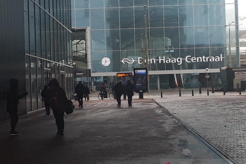 Denyut mitigasi bencana Belanda