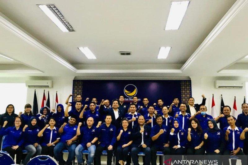 NasDem deklarasikan bakal calon wali kota Surabaya 19 Februari 2020