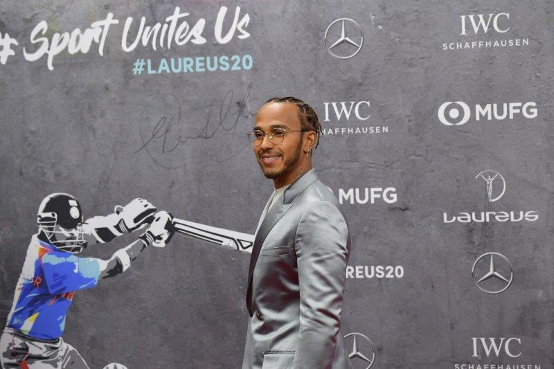 Hamilton dan Messi raih anugerah terbaik dunia