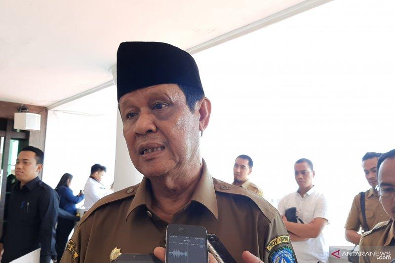 Ajudan tepis isu Plt Gubernur Kepri dipukul
