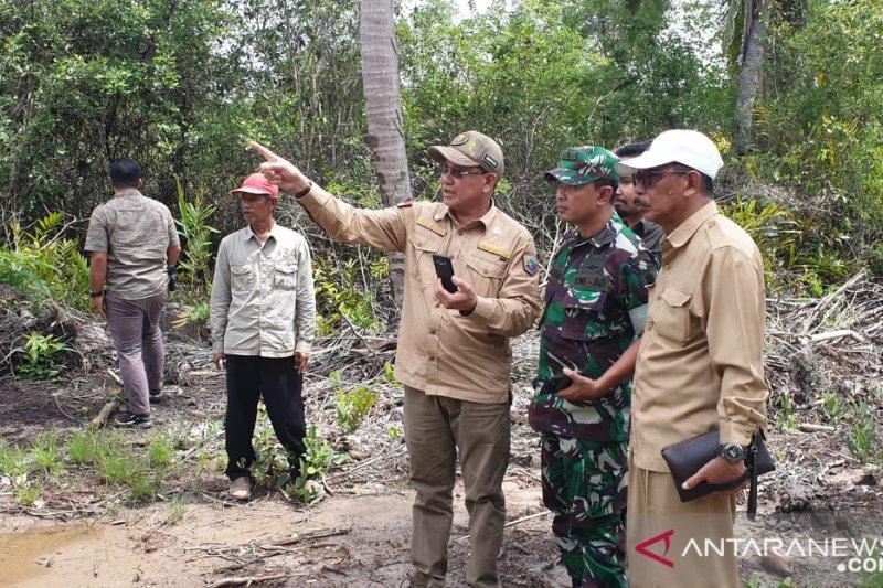 Kodim, Kotabaru govt to build road in a remote area