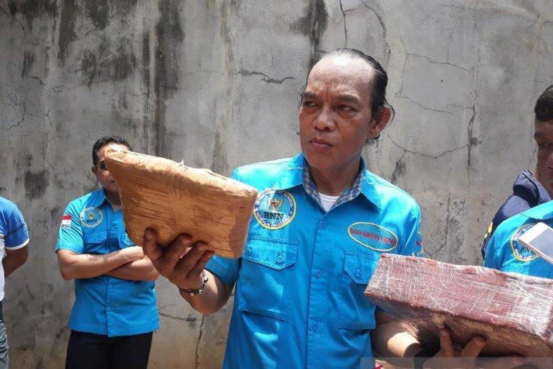 BNN gagalkan penyelundupan 1 ton ganja di Cipayung