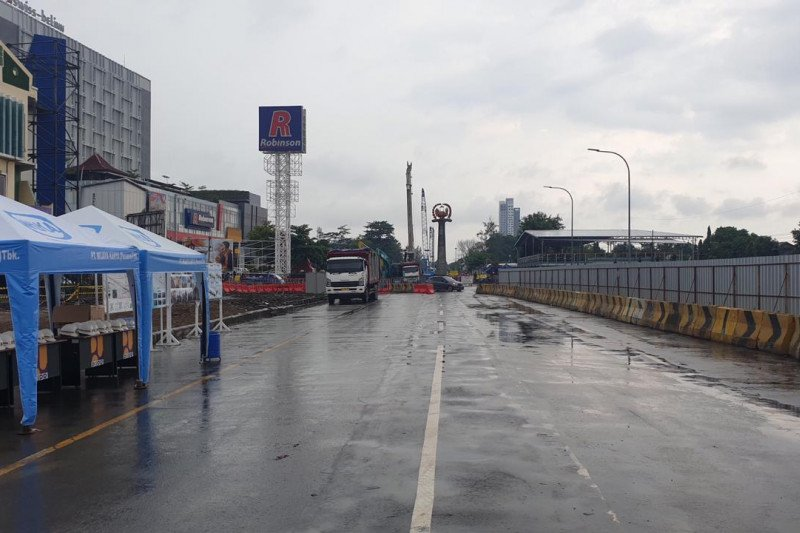 PUPR bangun jalan layang atasi kemacetan perlintasan sebidang kereta