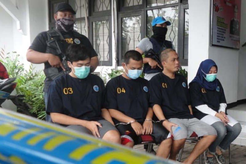BNN Jateng ungkap uang hasil narkoba disimpan di KUD
