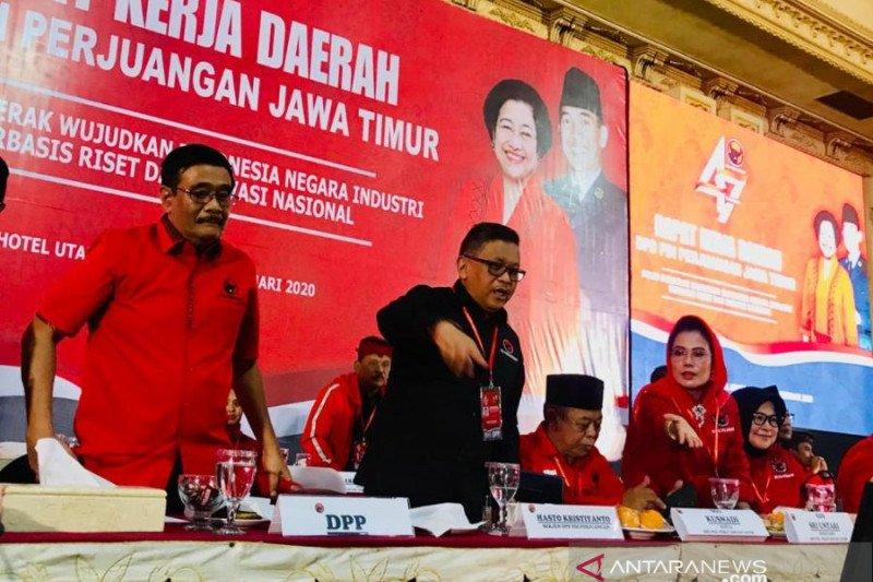 Megawati dijadwalkan umumkan 50 bakal calon kepala daerah asal PDIP
