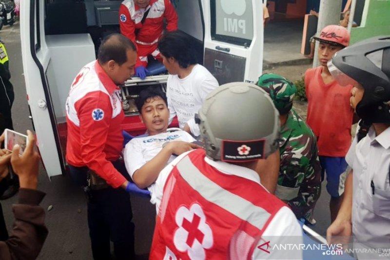 Pemprov Jatim menjamin biaya korban luka kerusuhan Blitar