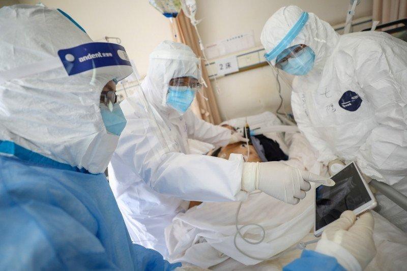 China laporkan 1.749 kasus baru infeksi corona