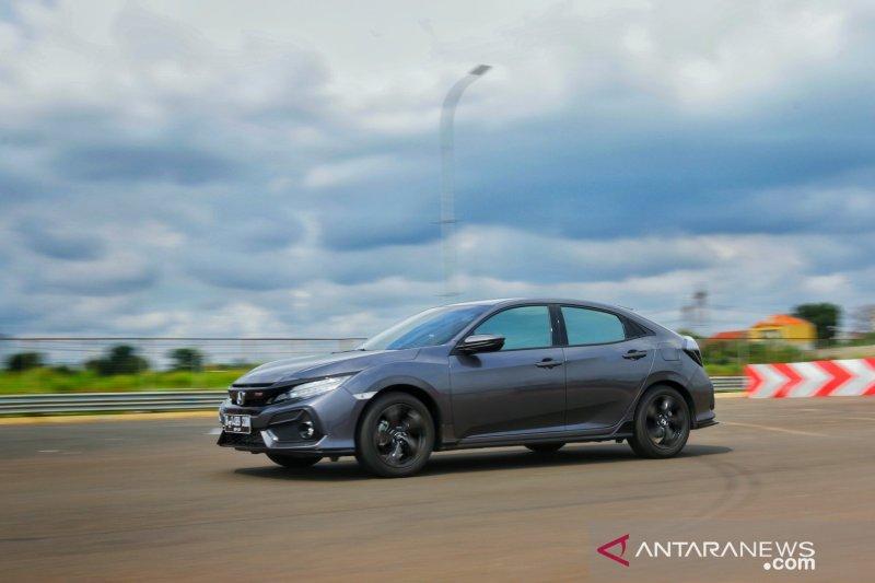 """Honda Civic """"Hatcback RS"""" sudah dipesan 92 unit"""
