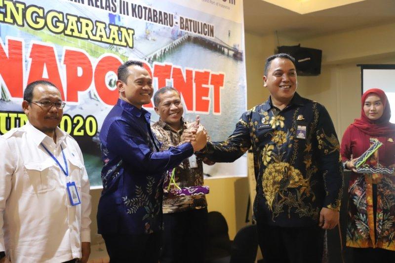 Pelabuhan Kotabaru-Batulicin Kalsel resmi implementasikan Inaportnet
