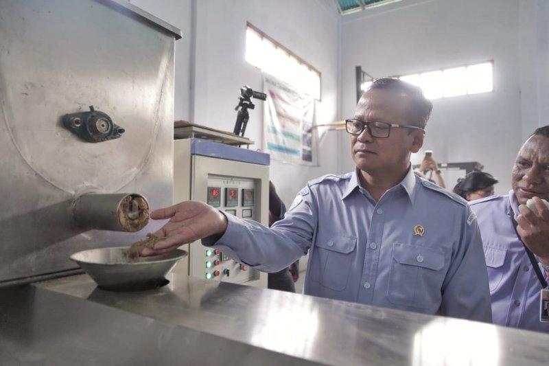 Menteri Edhy: KKP gunakan teknologi RAS untuk industri benih ikan
