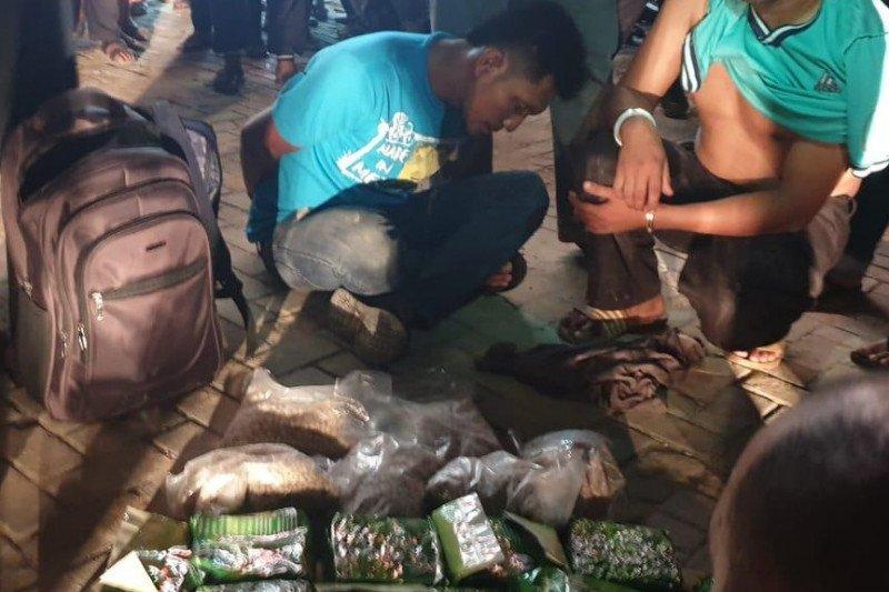 BNN gagalkan penyelundupan 10 kg sabu dari Malaysia
