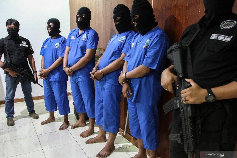 BNN minta hukum mati polisi terlibat sindikat narkoba