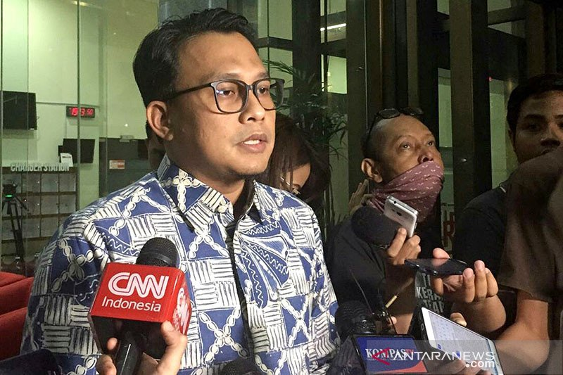 KPK kembali panggil Kalapas Klas II B Kualasimpang Davy Bartian