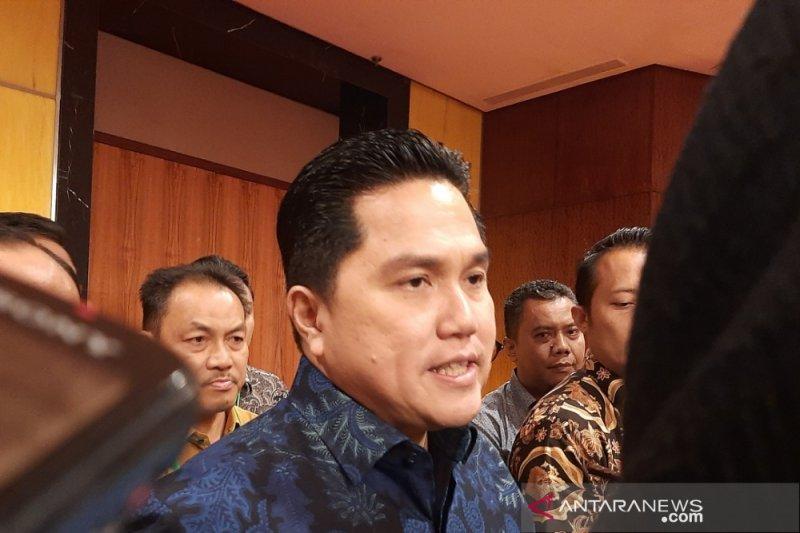 Erick Thohir sebut Agus Martowardojo akan bawa BNI naik kelas