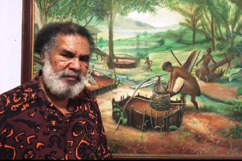 Ketua Gerakan Merah Putih ajak warga Papua sukseskan PON XX