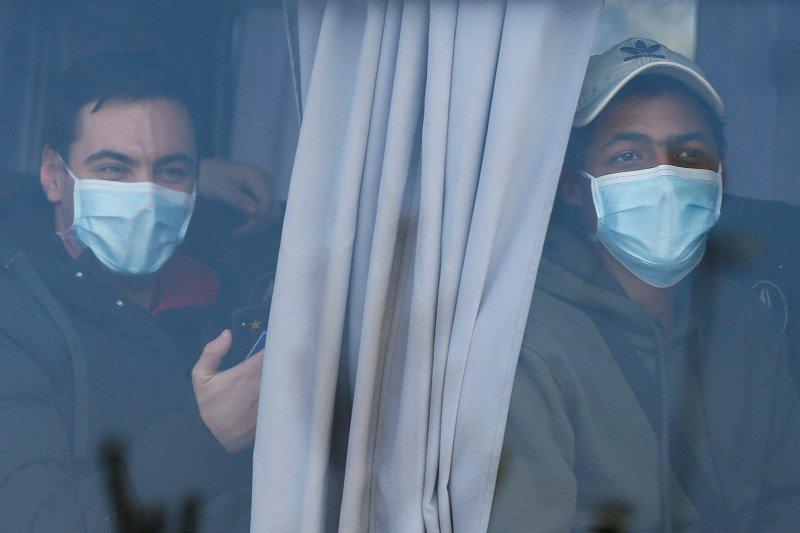 Ukraina laporkan kasus baru virus corona