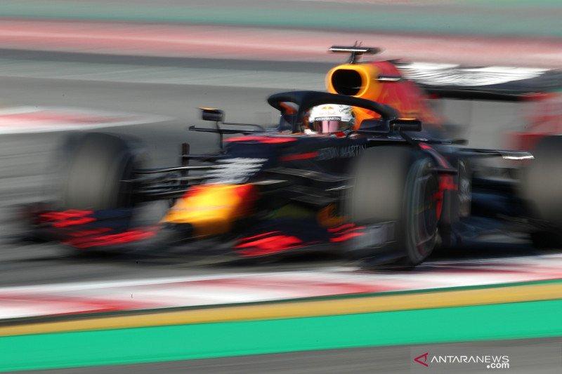 Max Verstappen sebut mobil baru Red Bull di F1 lebih cepat