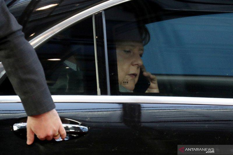 Merkel tolak undangan Trump menghadiri KTT G7 di Washington