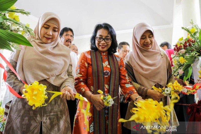UPTD Perlindingan Perempuan Anak di NTB diresmikan Menteri PPPA