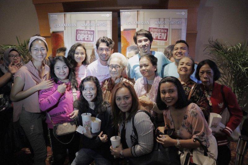 """Film """"Toko Barang Mantan"""" gelar nobar penayangan hari pertama"""