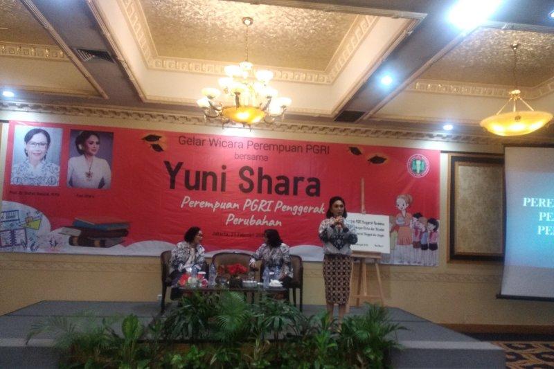 Yuni Shara, tokoh perempuan penggerak pendidikan