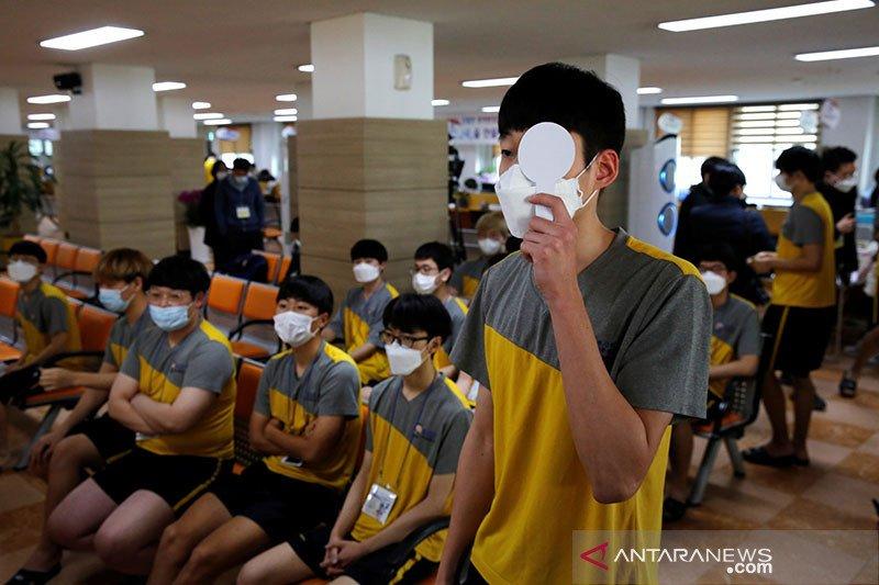 Korsel laporkan 123 kasus baru corona, empat meninggal
