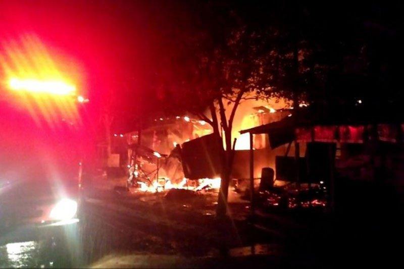 Seorang anak di Palangka Raya tewas terbakar di dalam toko sembako