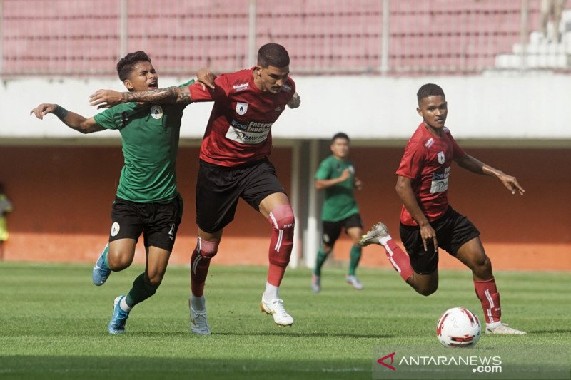 Marinus klaim Persipura Jayapura bisa rebut gelar juara Liga 1 2020