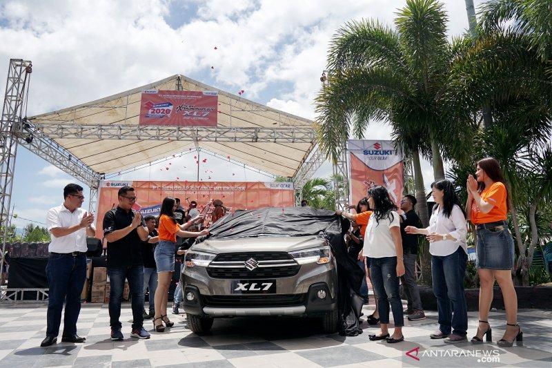 Suzuki XL7 resmi dijual di Gorontalo