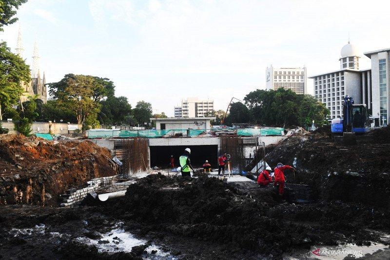 Wapres: Terowongan Silaturahmi Istiqlal-Katedral simbol kebhinnekaan
