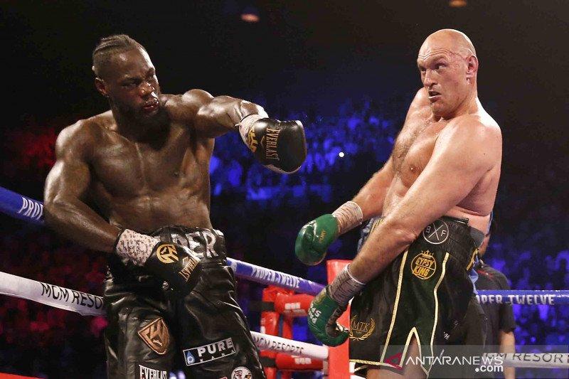 Wilder anggap Fury masih belum layak menjadi juara dunia sejati