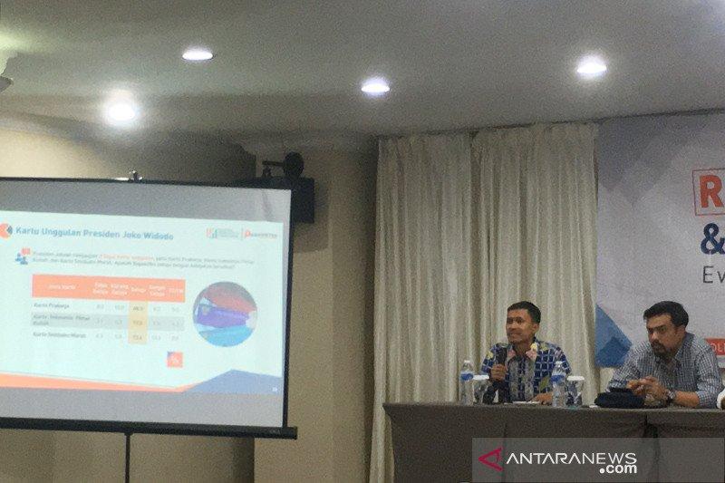 Survei: Masyarakat puas atas kinerja TNI/Polri