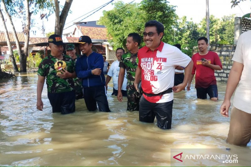 BPBD: Banjir di Pamekasan rendam 9 desa/kelurahan