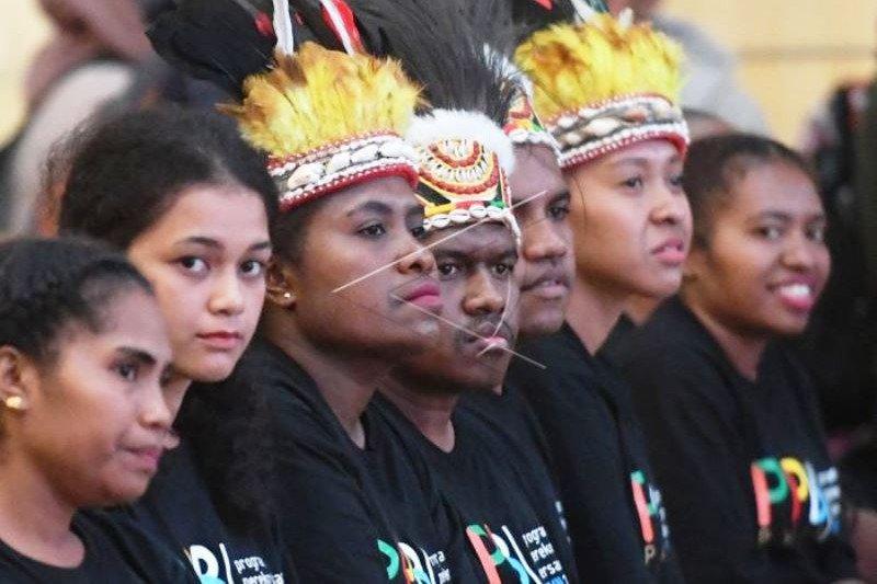 Inaugurasi PPB Karyawan BUMN Orang Asli Papua