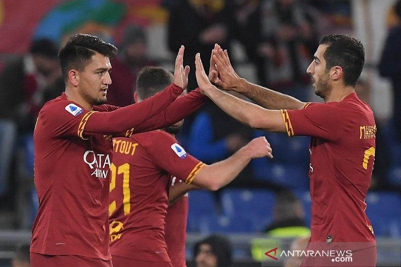 Atasi Lecce 4-0, AS Roma ke jalur kemenangan lagi