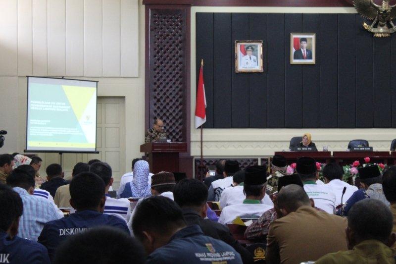 Ketua Baznas: Lampung butuh Baznas tanggap bencana