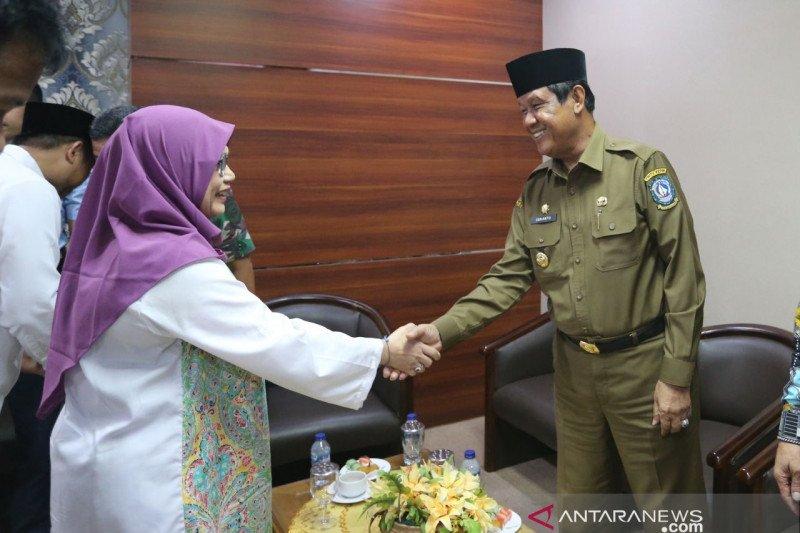 Provinsi Kepri peringkat 16 aksi program pemberantasan korupsi