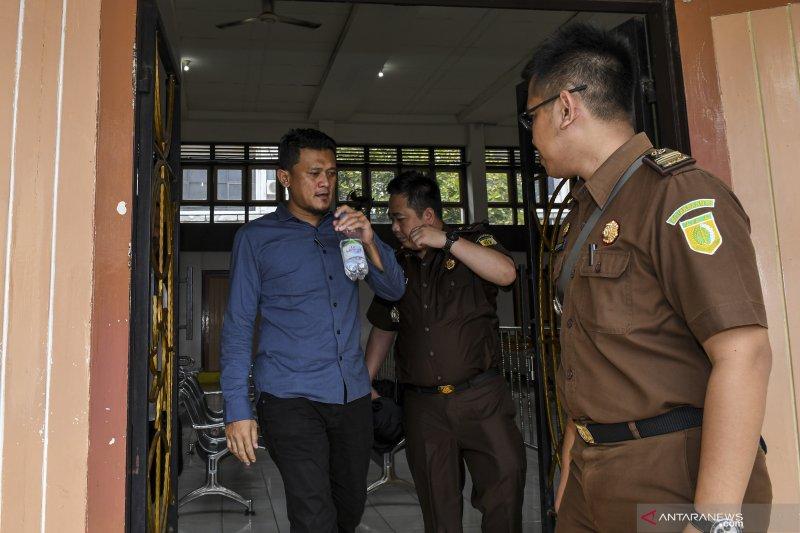 Sidang Putusan Terdakwa Korupsi Jalan Bandara Atung Bungsu