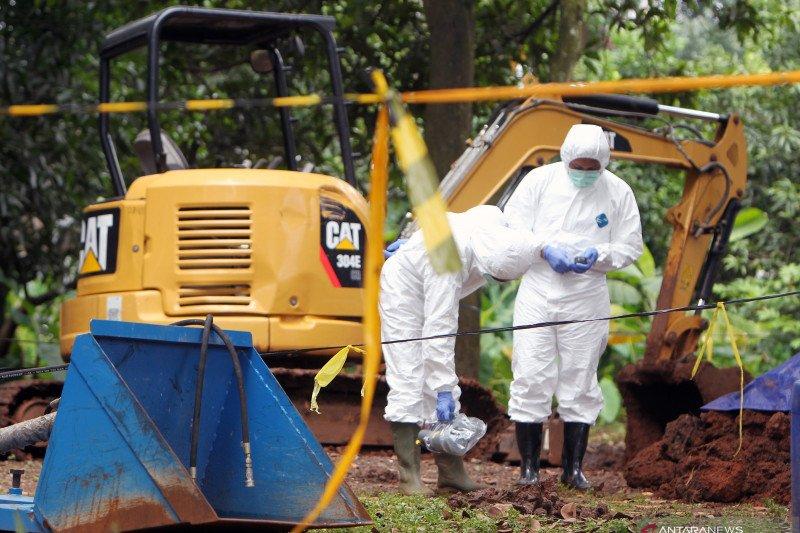 Bapeten: Cesium 137 ilegal ditemukan di rumah warga Batan Indah