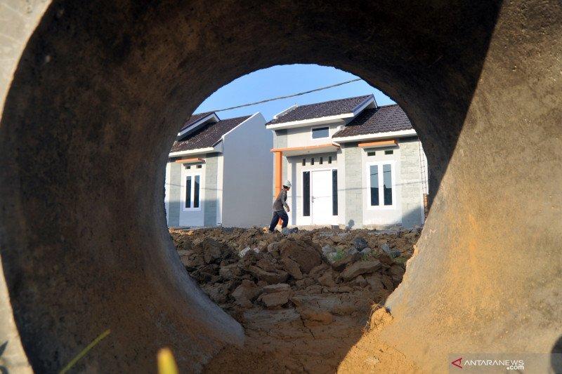 Kementerian PUPR tambah alokasi BSPS untuk 1.228 rumah di Sumbar