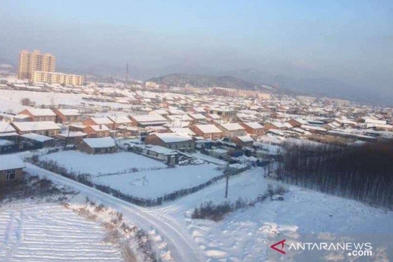 19 WNI masih tertahan di wilayah terisolasi China
