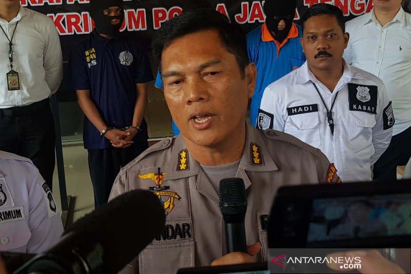 Polisi bubarkan 815 kerumanan massa di Jateng