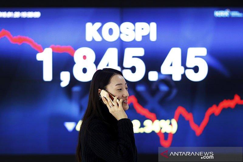 Saham Korsel merosot, pasar fokus pantau laporan Samsung Electronics thumbnail
